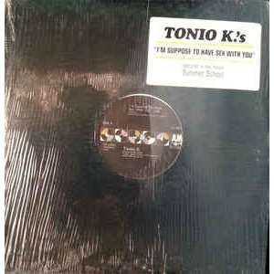 Tonio K. I'm Supposed To Have Sex With You