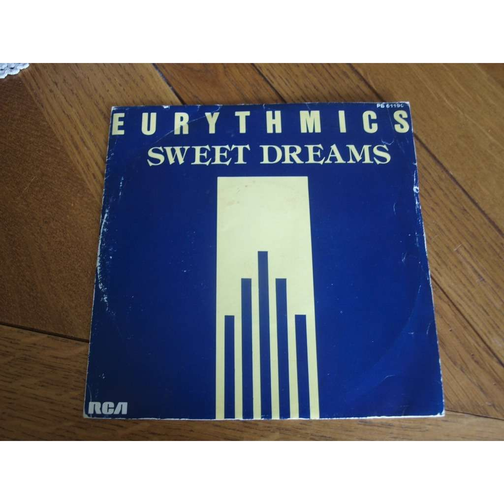 eurythmics sweet dreams