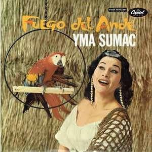 SUMAC Yma Fuego Del Ande