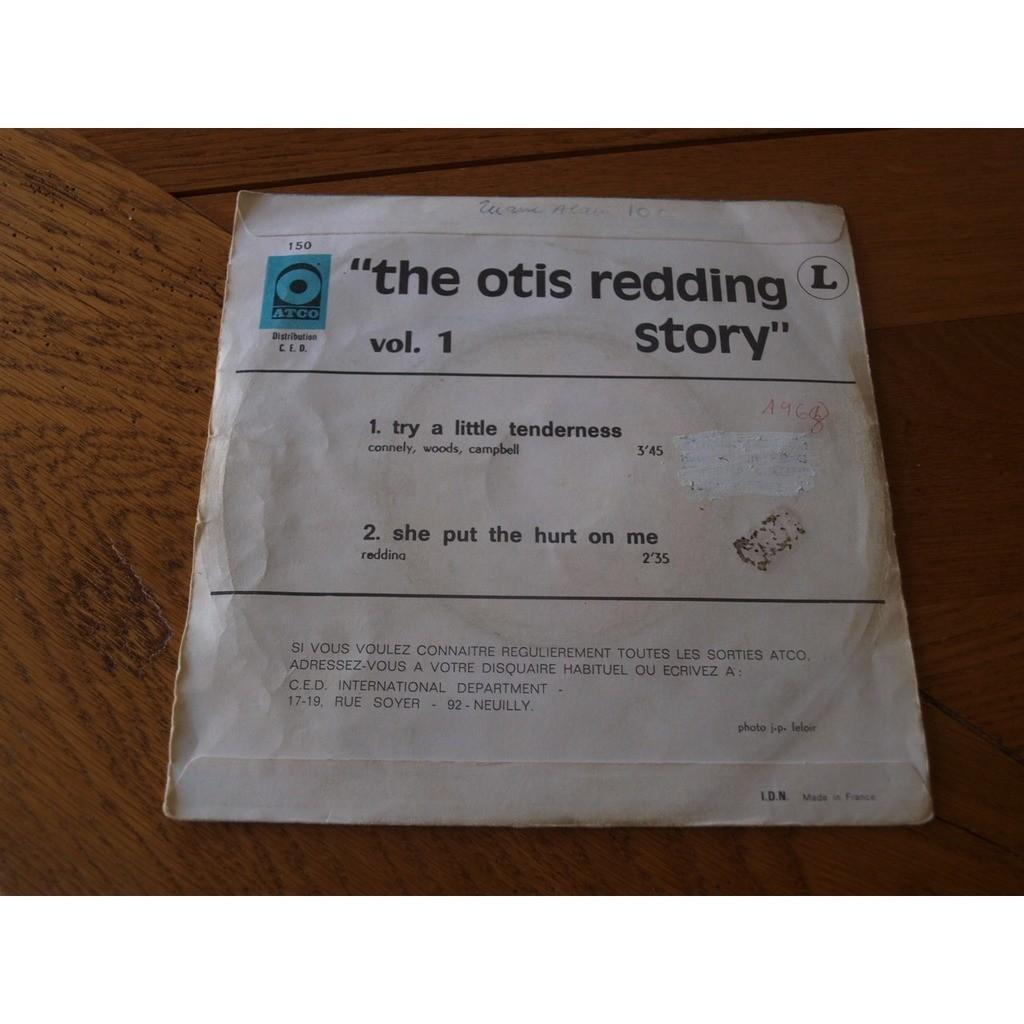 otis redding try a little tenderness