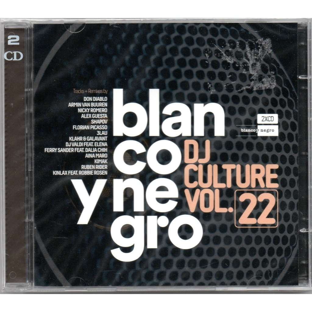 Various Blanco Y Negro DJ Culture Vol.22