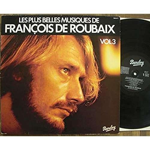 François De Roubaix Les Plus Belles Musiques De François De Roubaix Vol. 3