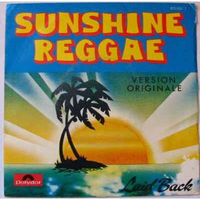 LAID BACK SUNSHINE REGGAE