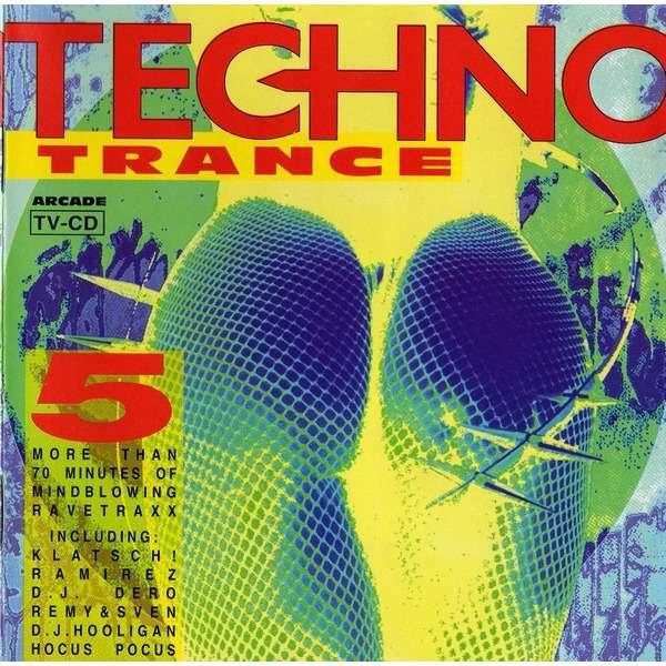 Moby, Ramirez, D.J. Hooligan, D.J. Dero, Klatsch! Techno Trance 5