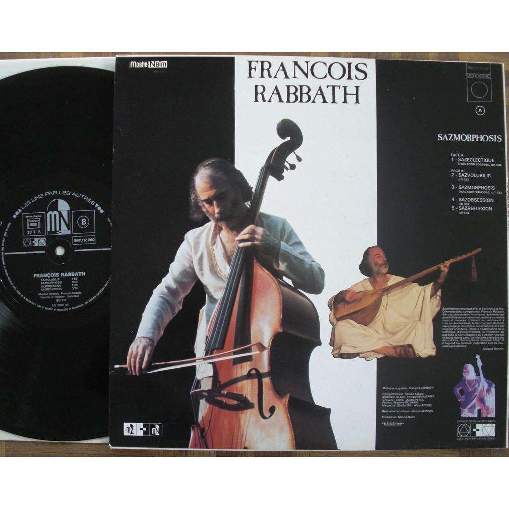 François Rabbath Sazmorphosis