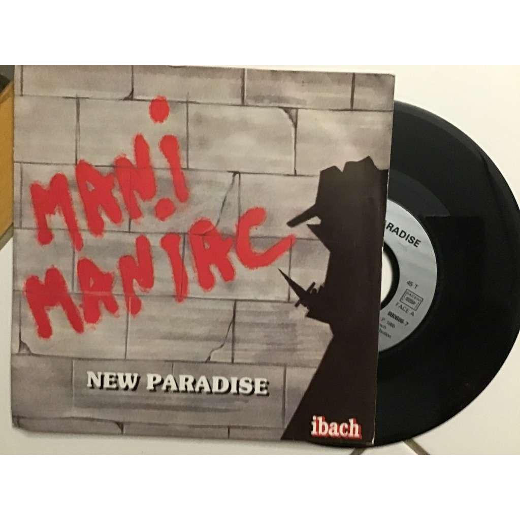 New Paradise Mani maniac
