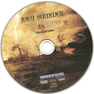 Joey Summer Written On The Horizon