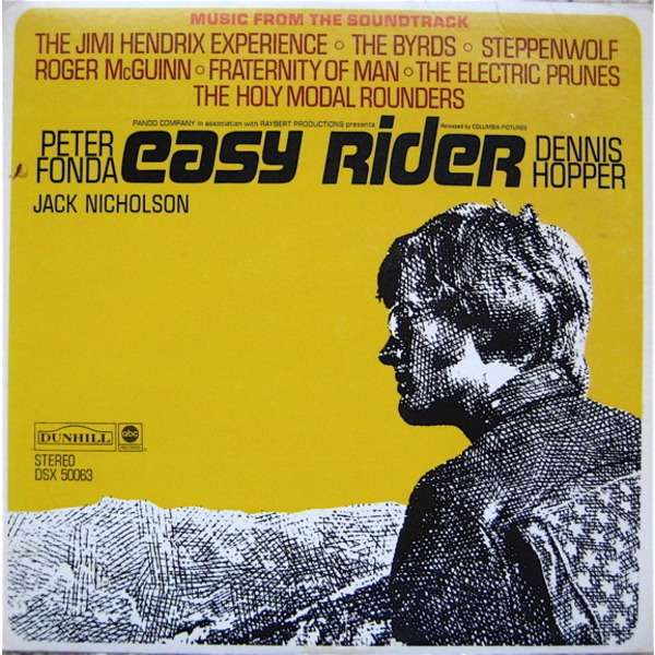 Peter Fonda, Jack Nicholoson Easy Rider (Music From The Soundtrack)