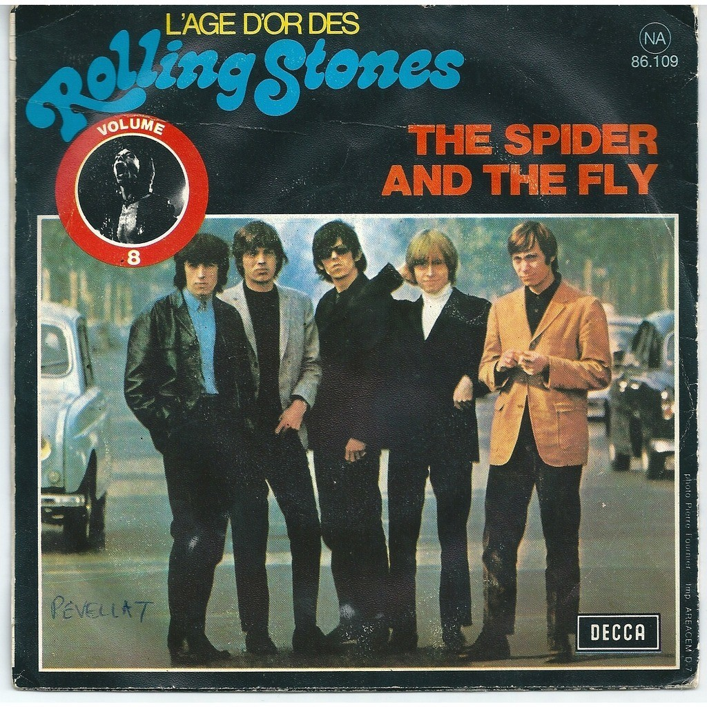 The Rolling Stones Satisfaction - L'âge d'or vol 8