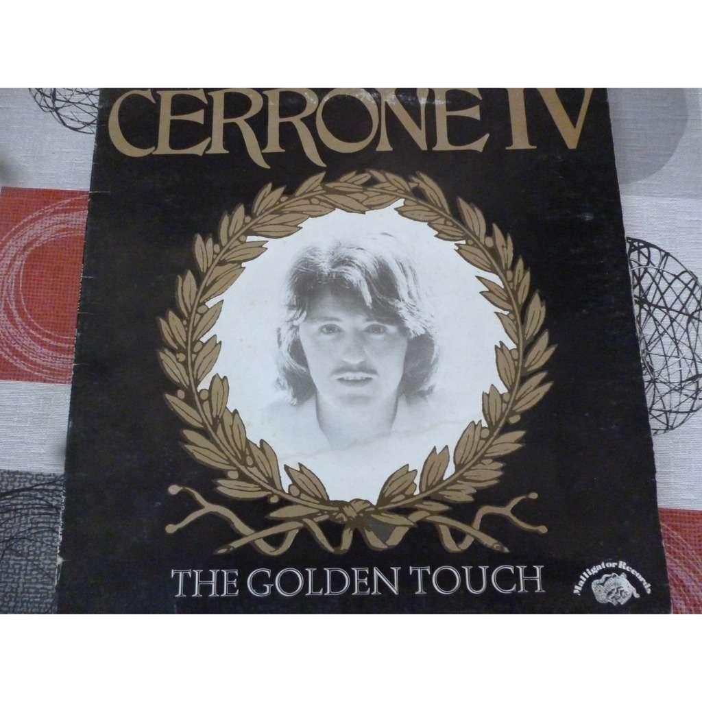 cerrone cerrone 4. the golden touch.France