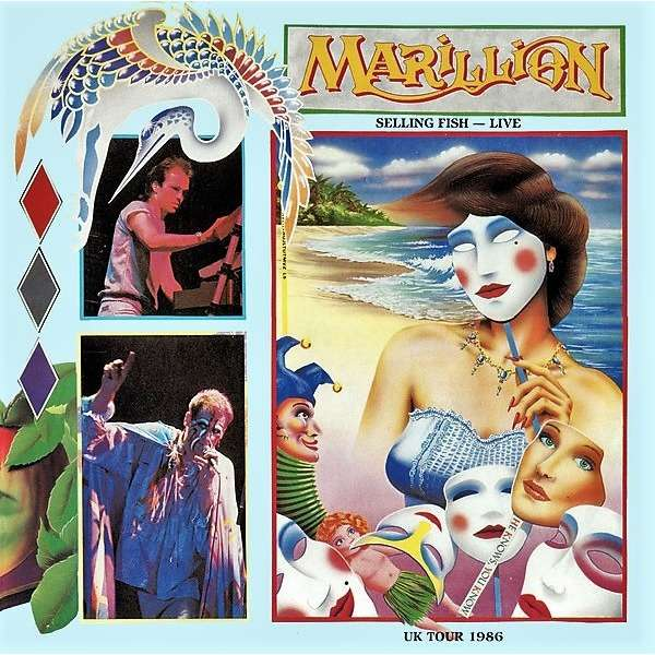 Marillion Selling Fish - Live 3 (UK Tour 1986)