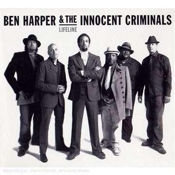 ben harper and the innocent criminals Lifeline Edition Limitée