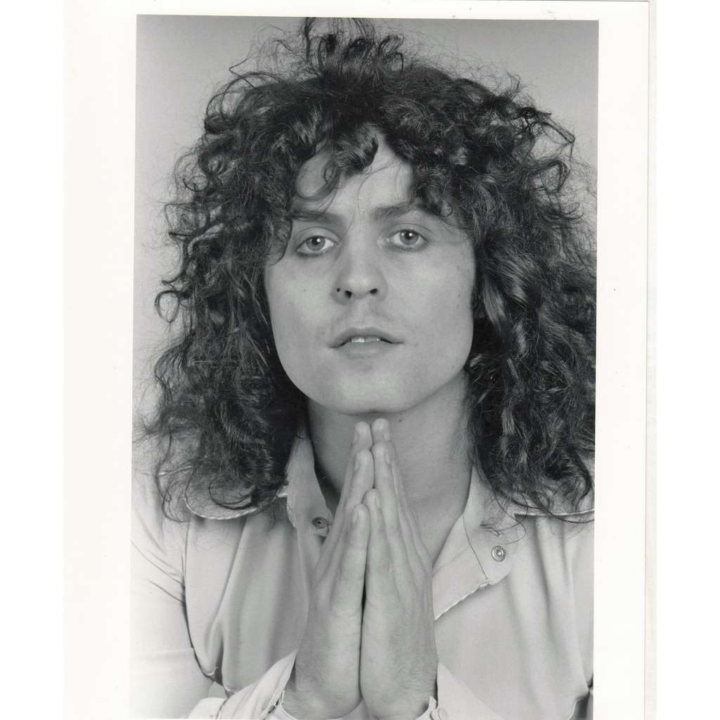 T.rex Marc Bolan #3 (Usa 70s original 'London Features' promo photo by MP !!)
