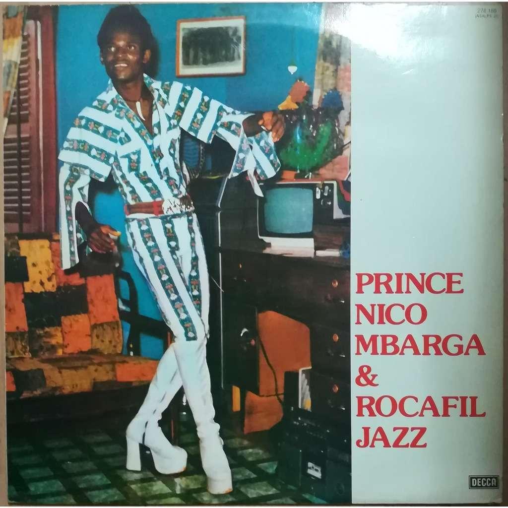 Prince Nico Mbarga And Rocafil Jazz Prince Nico Mbarga & Rocafil Jazz
