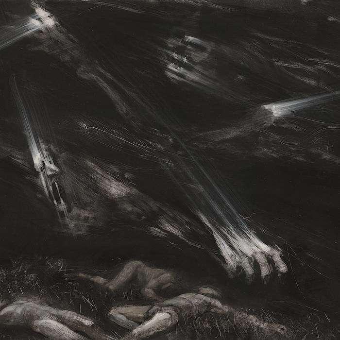 SERPENT COLUMN Mirror in Darkness. Black Vinyl
