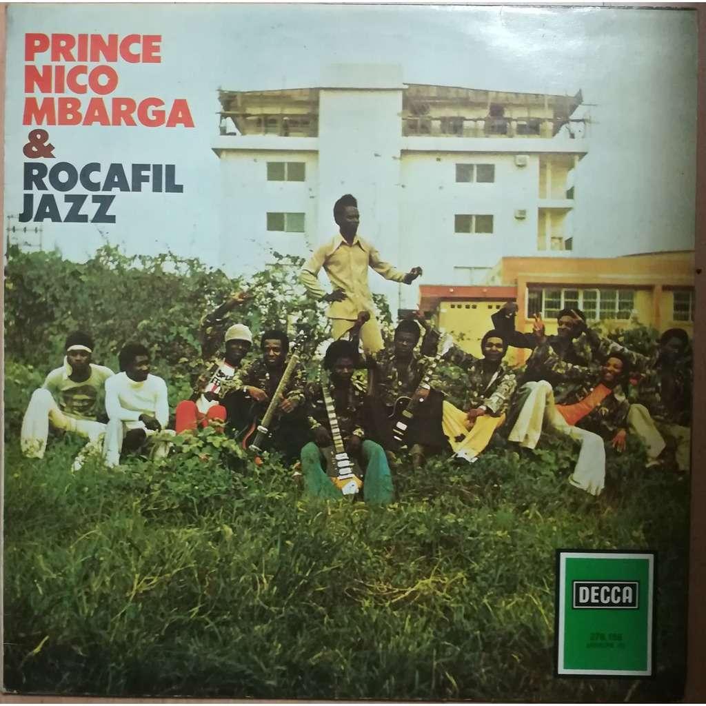 prince nico mbarga & rocafil jazz intern Free education in Nigeria