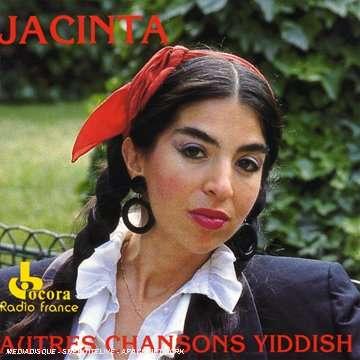 Jacinta Autres Chansons Yiddish
