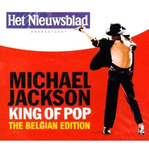 michael jackson King of Pop The Belgian Edition
