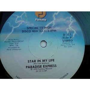 Paradise Express Star In My Life