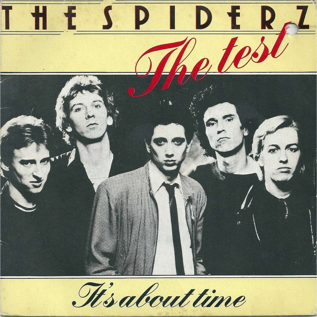 The SpiderZ The test
