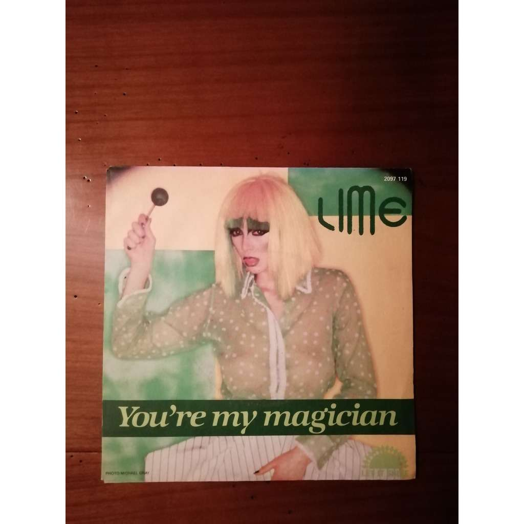 lime you're my magician+1