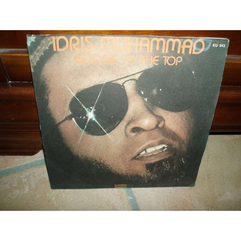 idris muhammad BOOGIE TO THE TOP