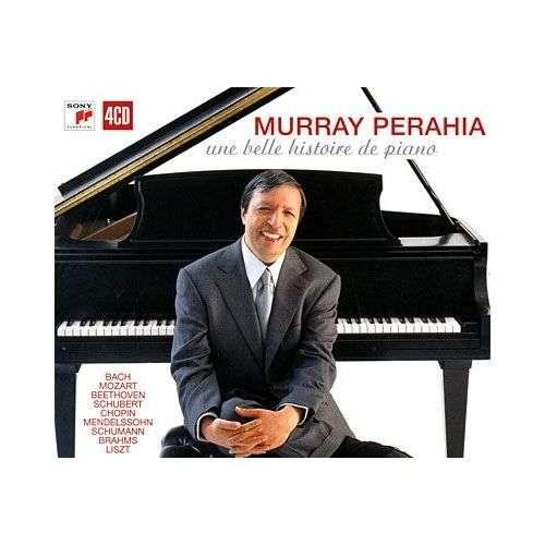 Murray Perahia Une Belle Histoire De Piano