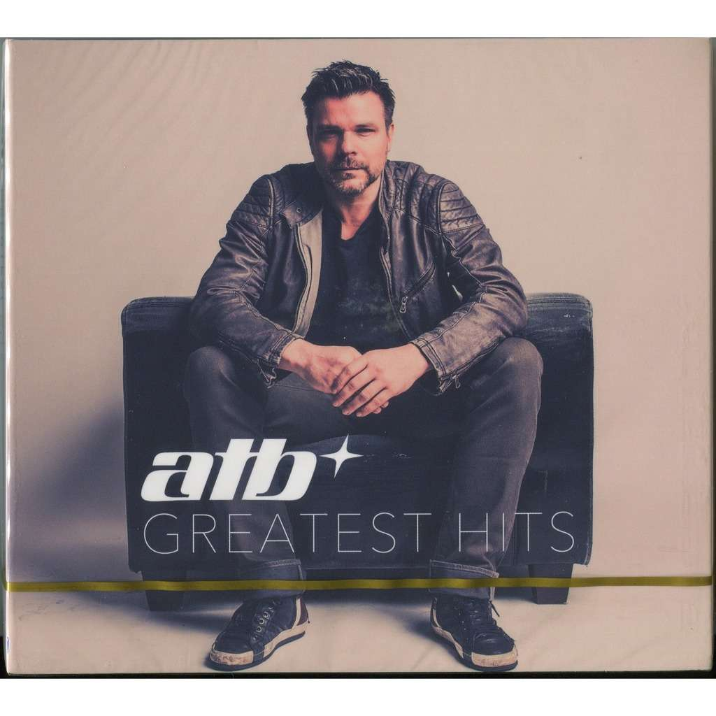ATB Greatest Hits / Best Of (2019) 2CD Digipak New/Factory-Sealed!