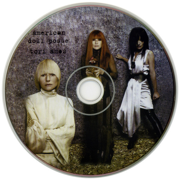 Tori Amos American Doll Posse (CD) Tempstar Records - PD41970
