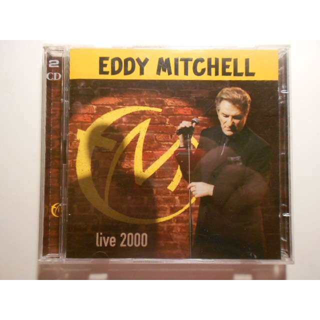 eddy mitchell live 2000