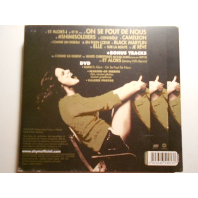 shy m deluxe edition