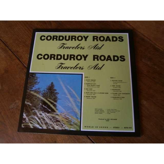 Travelers aid Corduroy roads