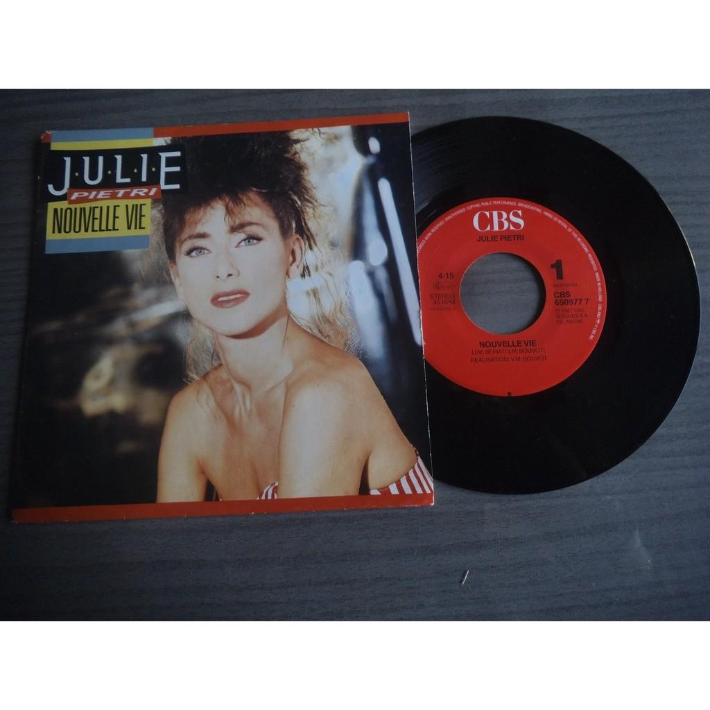 Julie Pietri Nouvelle vie / Le premier jour