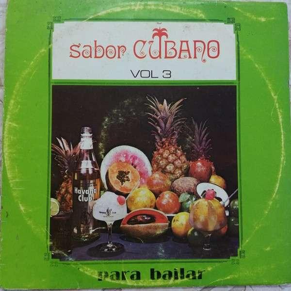 Sabor Cubano Vol.3 Sabor Cubano Vol.3