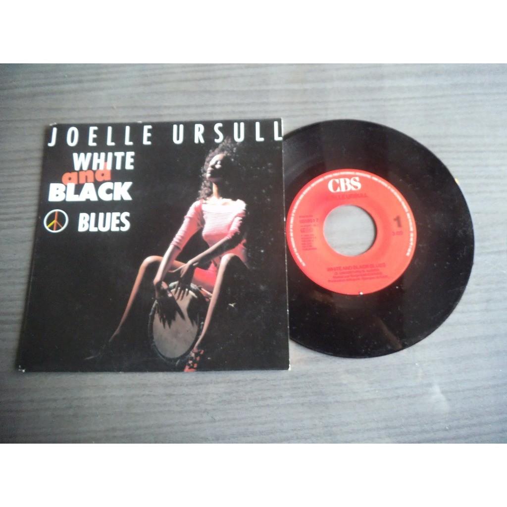 Joelle Ursull White & black blues / White & black blues ( version instrumentale )