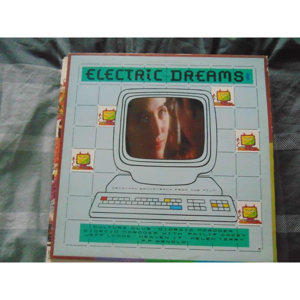 trame sonore electric dreams