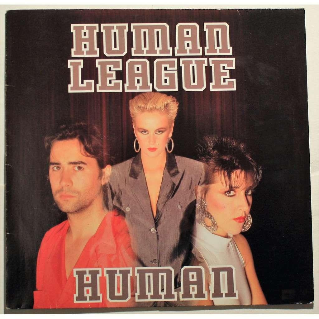 Human league Human
