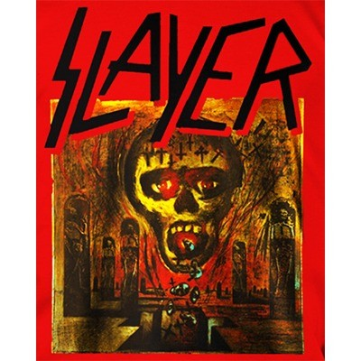 SLAYER Seasons in The Abyss