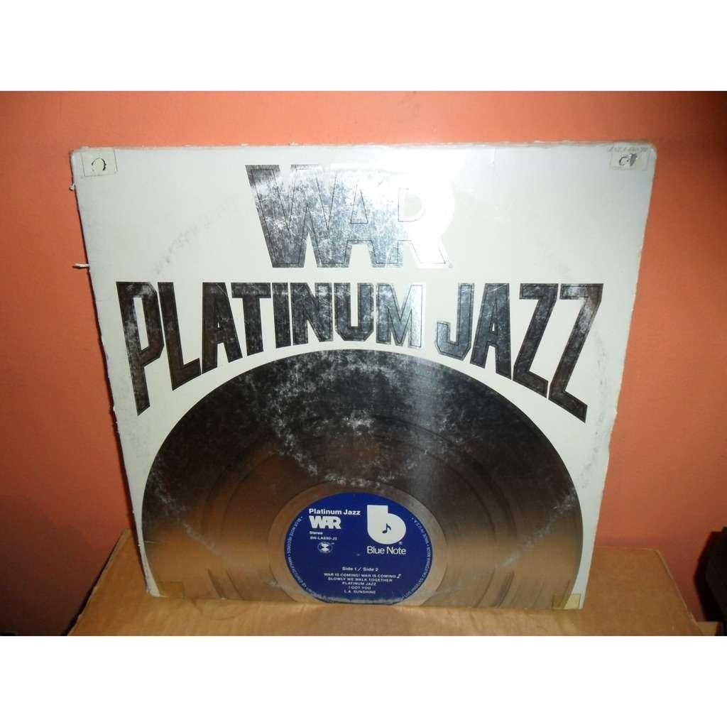 WAR Platinum Jazz