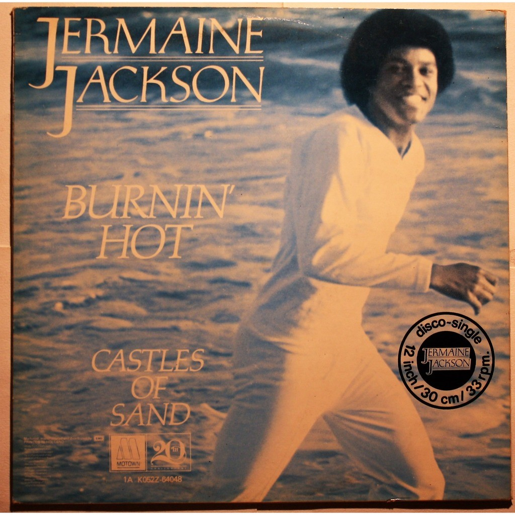 Jermaine Jackson Burnin' hot