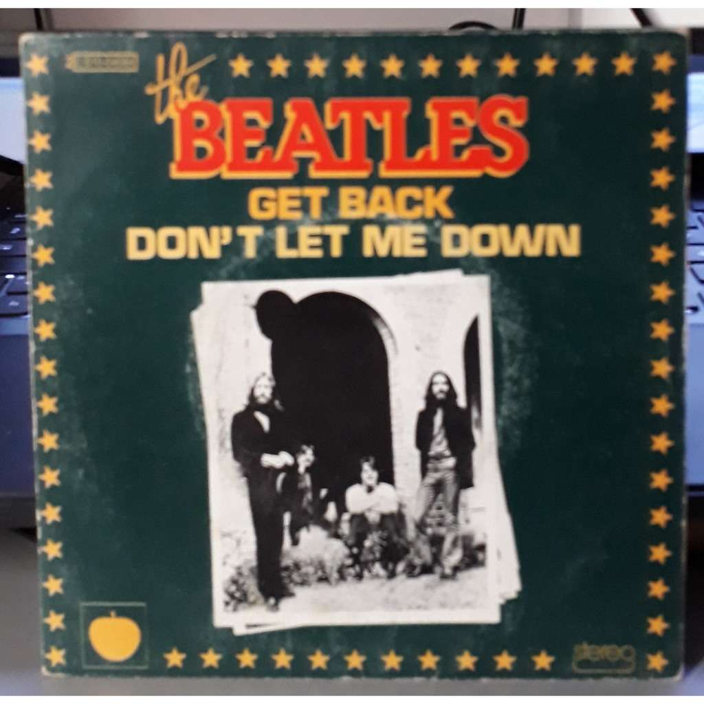 the beatles get back / don't let me down