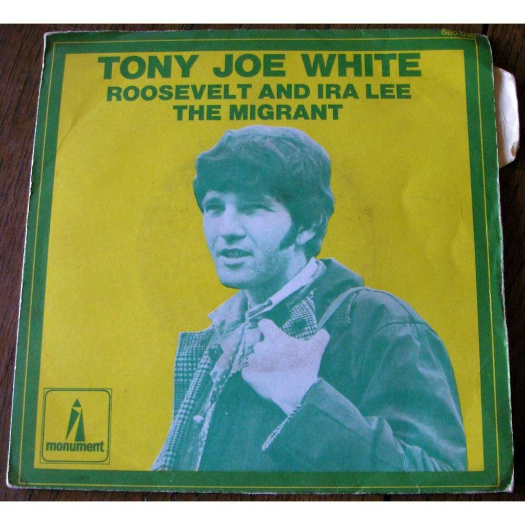 tony joe white roosevelt and ira lee - the migrant