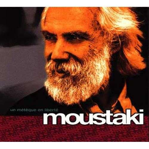 Georges Moustaki UN METEQUE EN LIBERTE I-2 CD