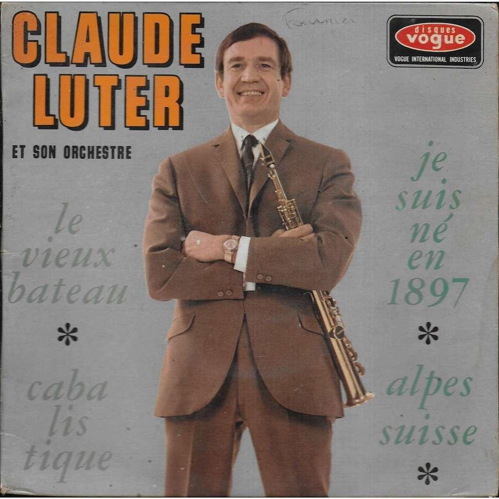 Claude LUTER et son orchestre Le vieux bateau