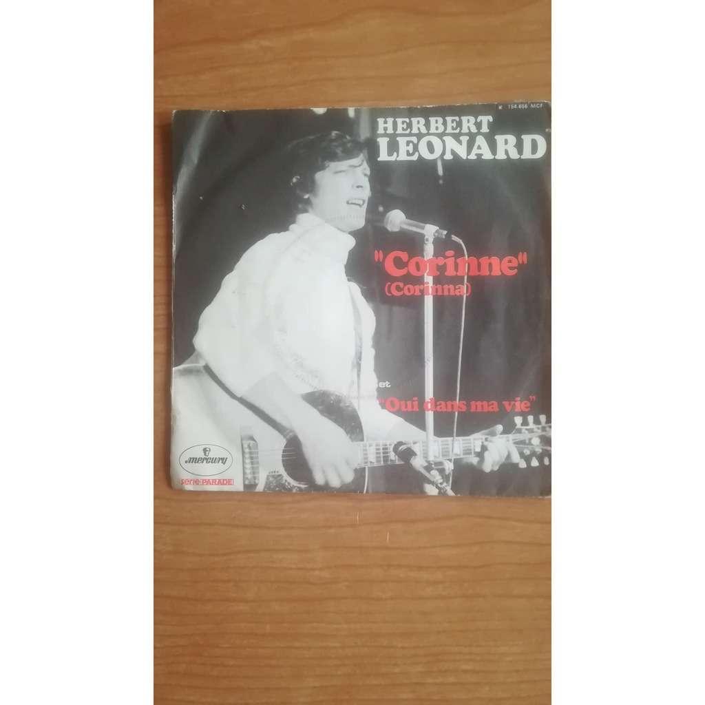 HERBERT LEONARD Corinne
