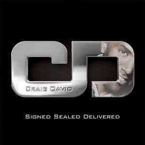 Craig David Signed Sealed Delivered