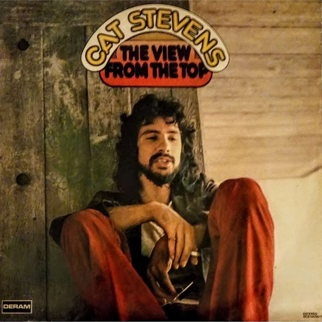 Cat Stevens The View From The Top (GATEFOLD)