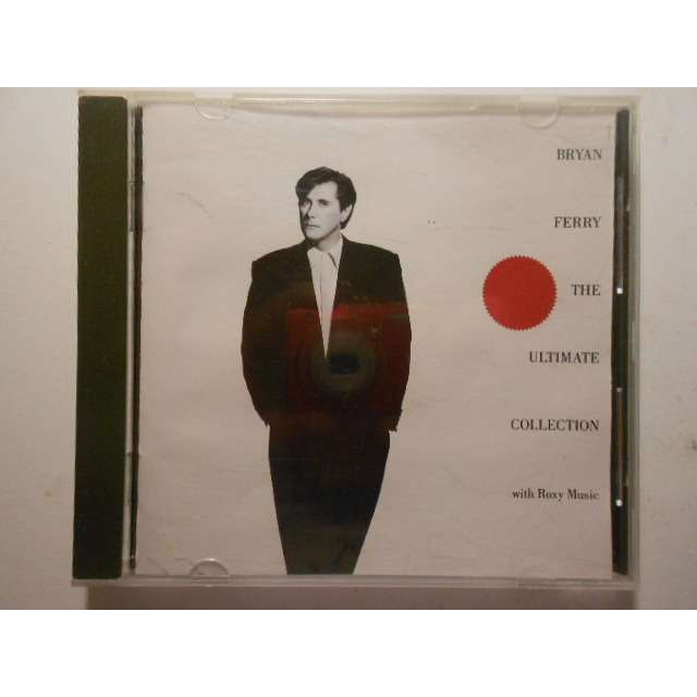 bryan ferry with roxy music the ultimate collection