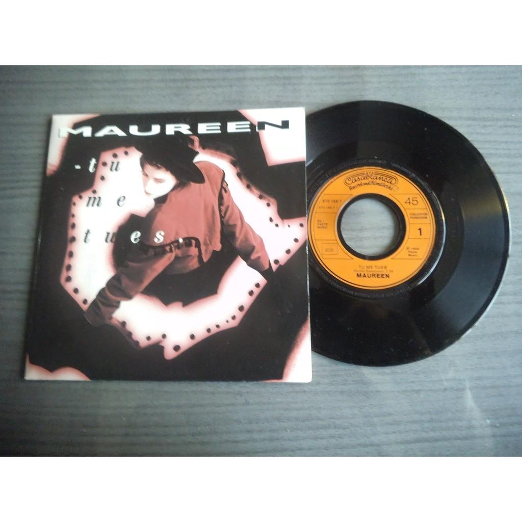 maureen tu me tues / instrumental version