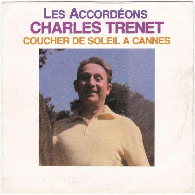charles trenet Les accordéons / coucher de soleil à cannes